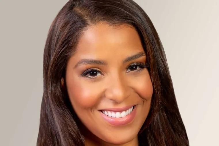 Llarisa Abreu has been named weekday morning meteorologist at CBS3.