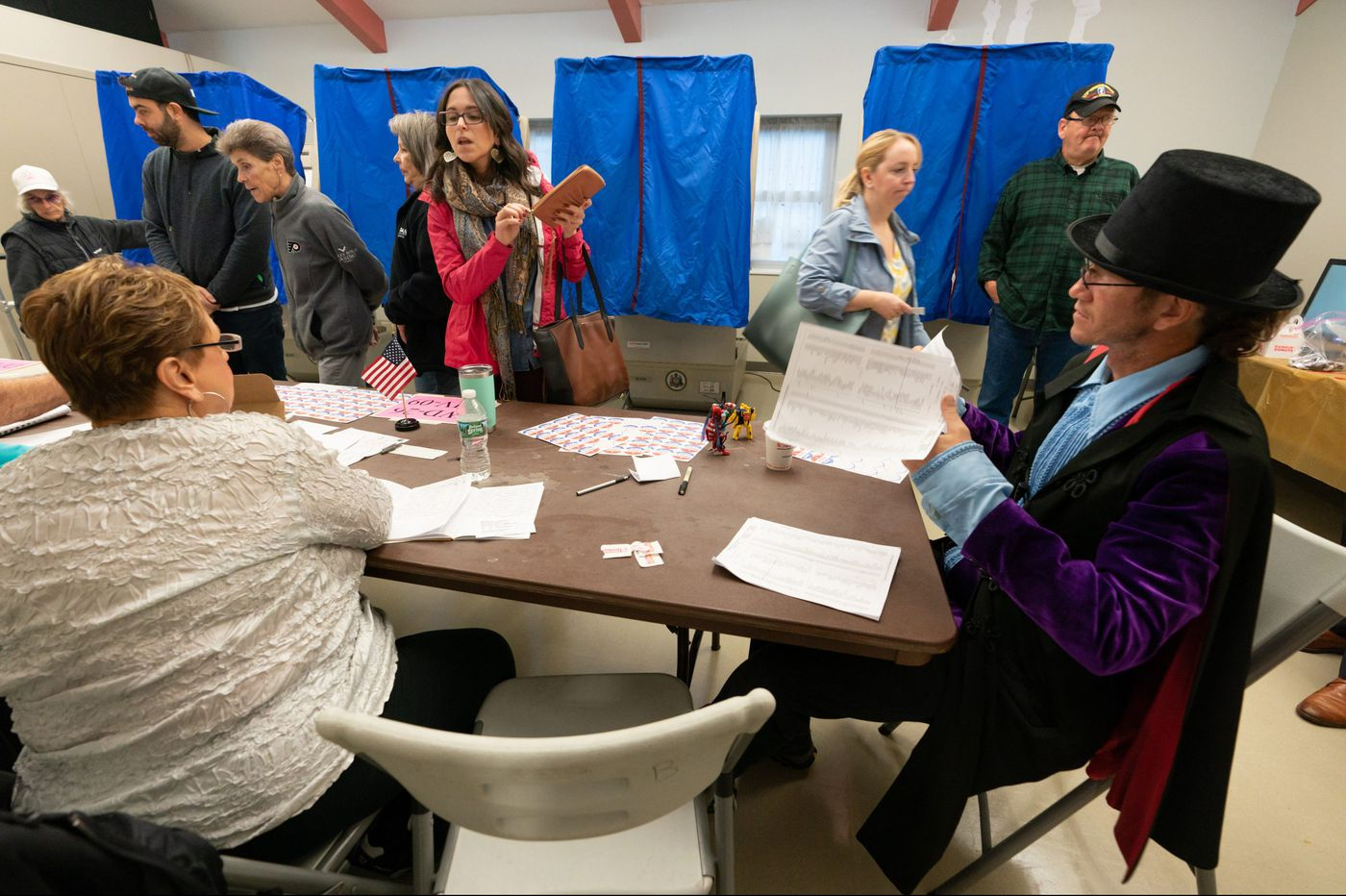 Election Day: latest updates, voters guide and more | Morning Newsletter