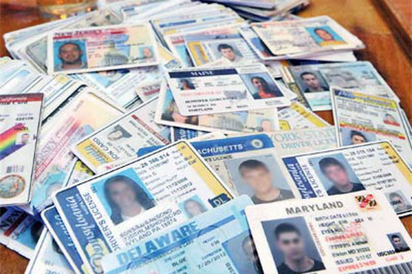 Fake driver's licenses tougher and tougher to ID