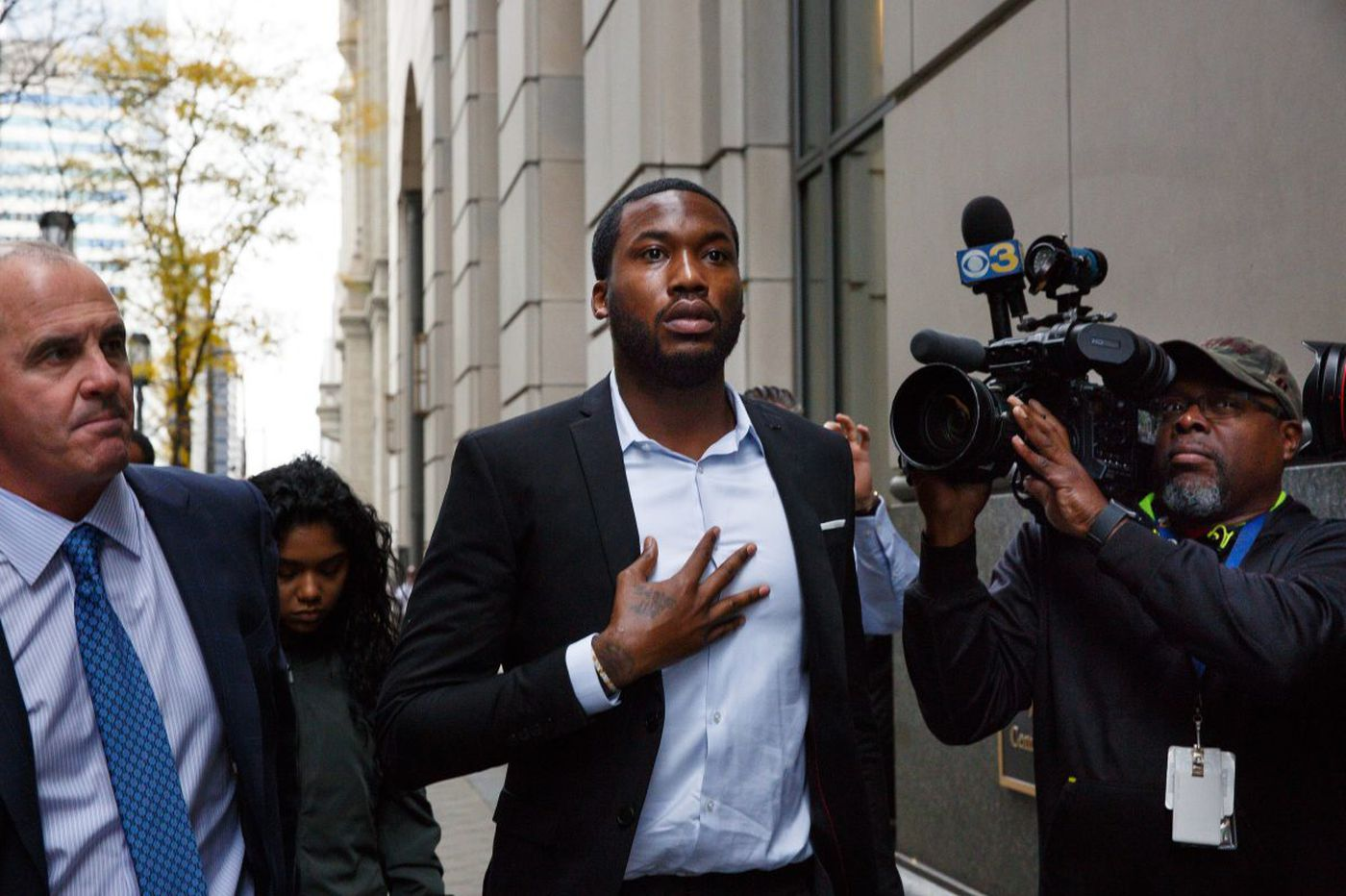 Meek Mill reacts to Eagles' Super Bowl bid from prison