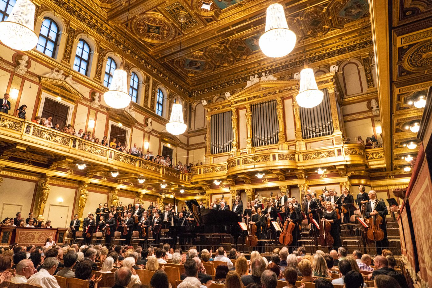 Adoring Vienna sees Philadelphia Orchestra off to Israel, with no disruptions since Brussels