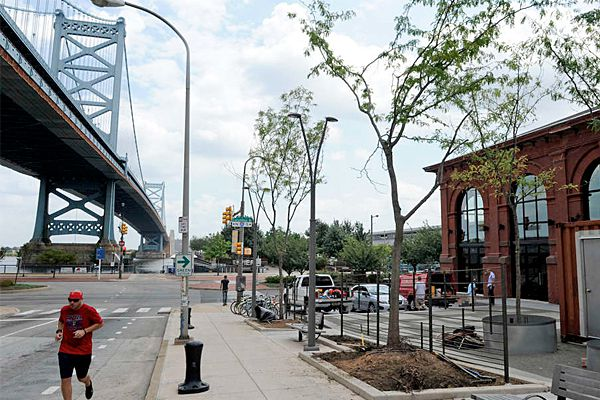 Changing Skyline: A new wave on the Delaware waterfront
