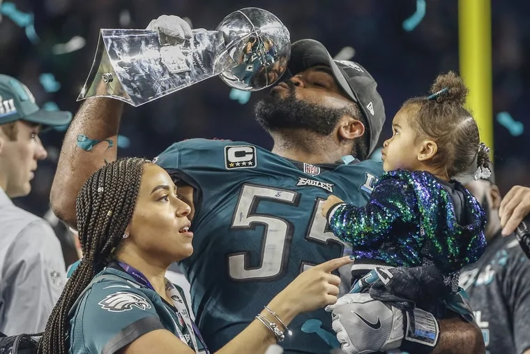 Brandon Graham wants another Super Bowl win, which is why he's willing to play out his contract.