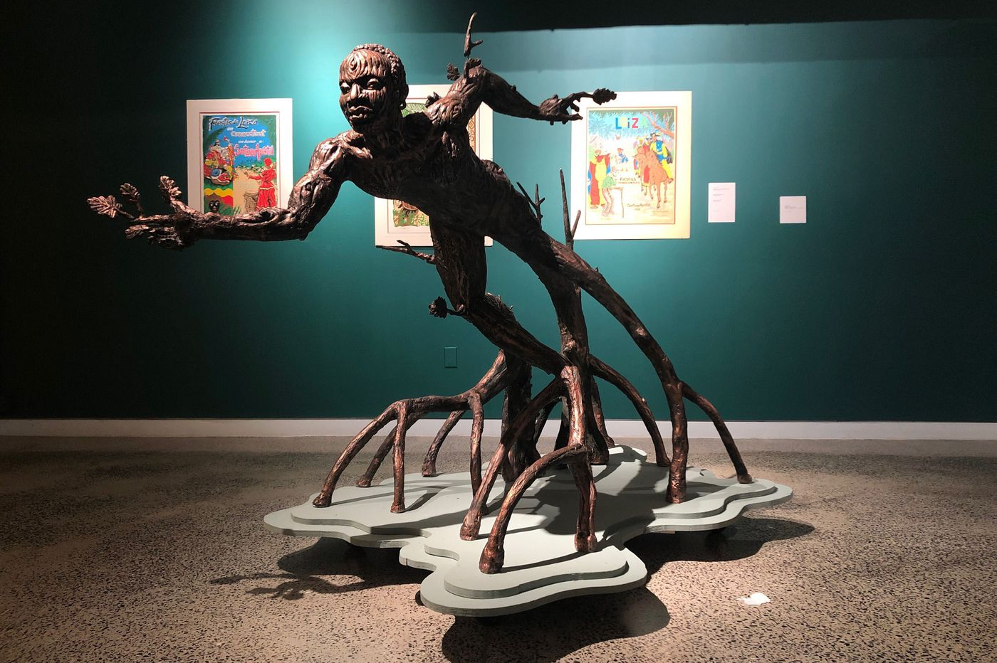Tres exposiciones de arte en Filadelfia para celebrar el Mes de la Herencia Hispana durante el resto del año
