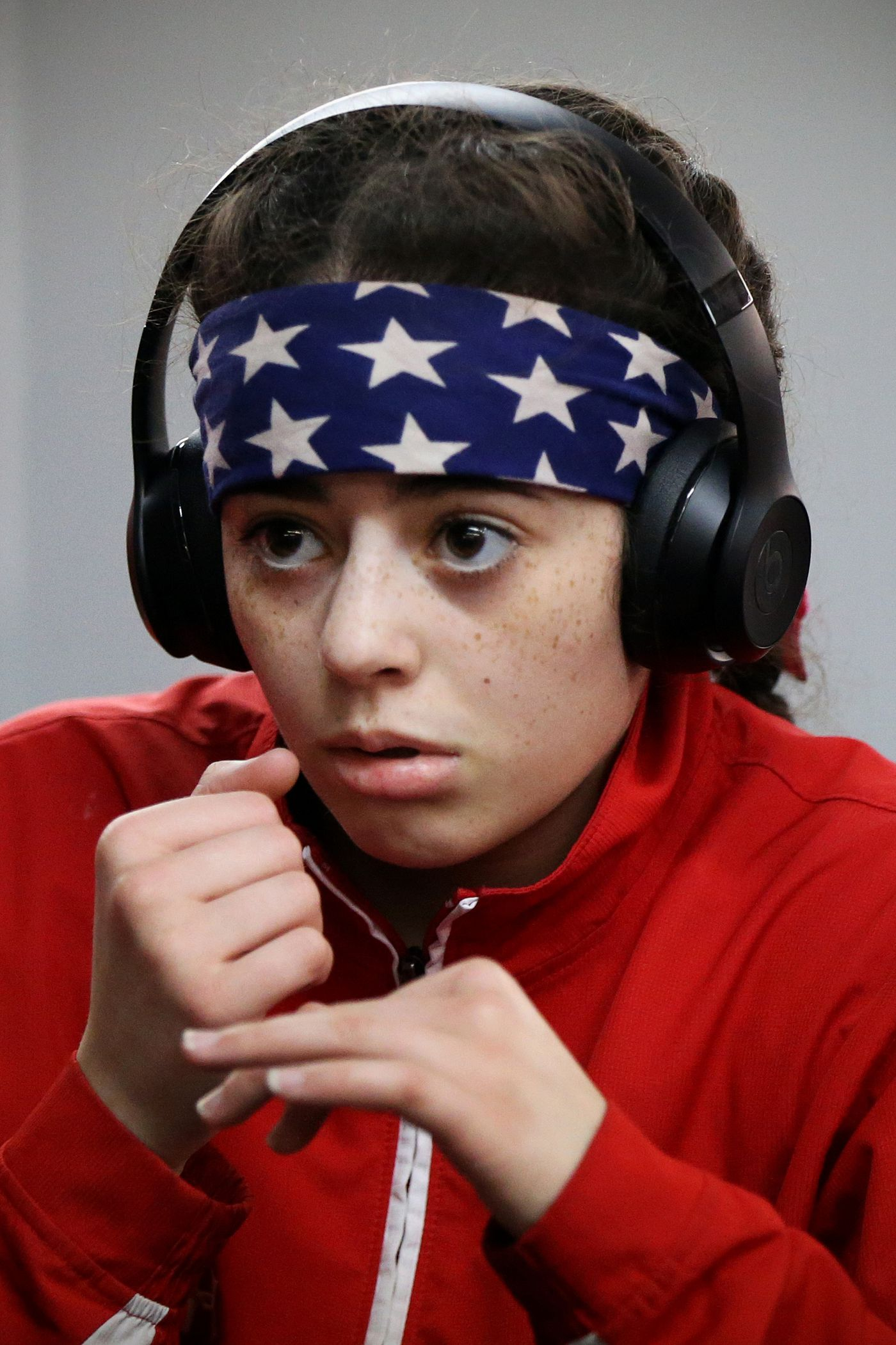 Is Philly's next Joe Frazier a 16-year-old girl from Bustleton?