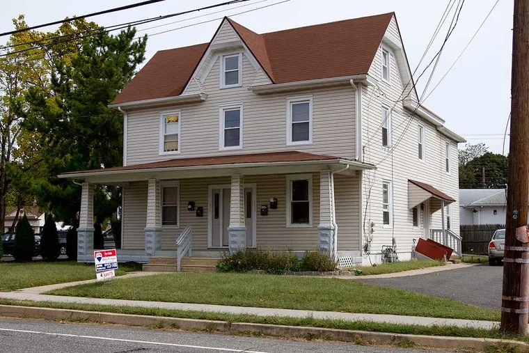 House for sale at 332 N. Main St., Glassboro, October 8, 2013. Regulations passed in fall of 2019 by a real estate listings service may impact sales in the local market.