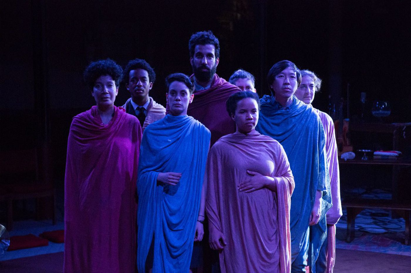 'A People': Orbiter 3's farewell production is a tribalistic look at Judaism