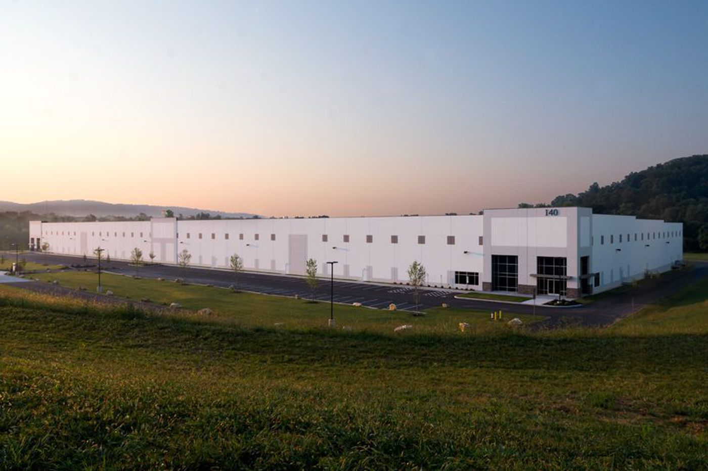 The great warehouse boom in Lehigh Valley and beyond