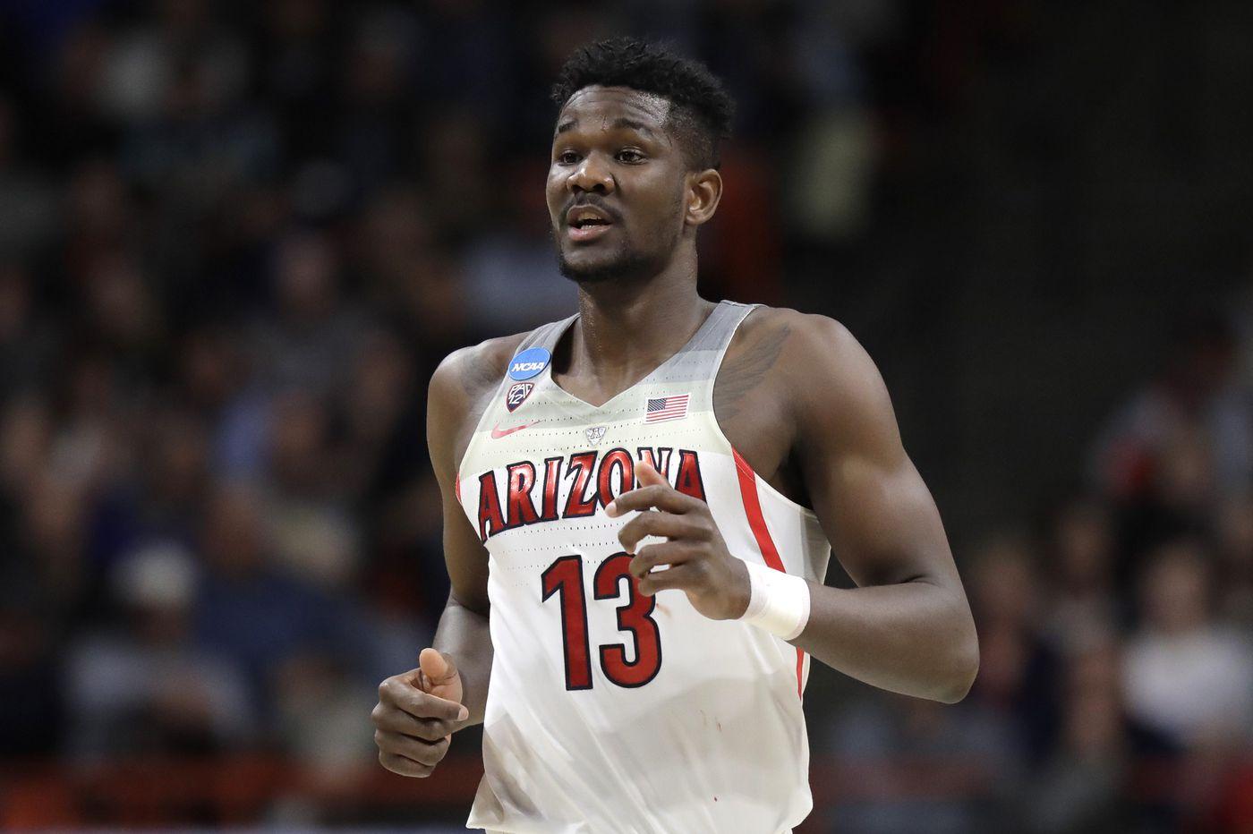 NBA draft: Sixers' picks, TV and streaming info, mock draft roundup