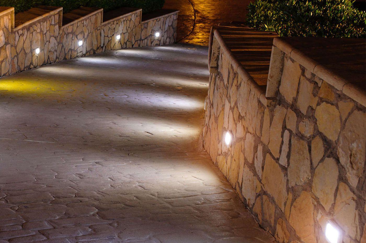 Ask Jennifer Adams How To Light A Dark Sidewalk