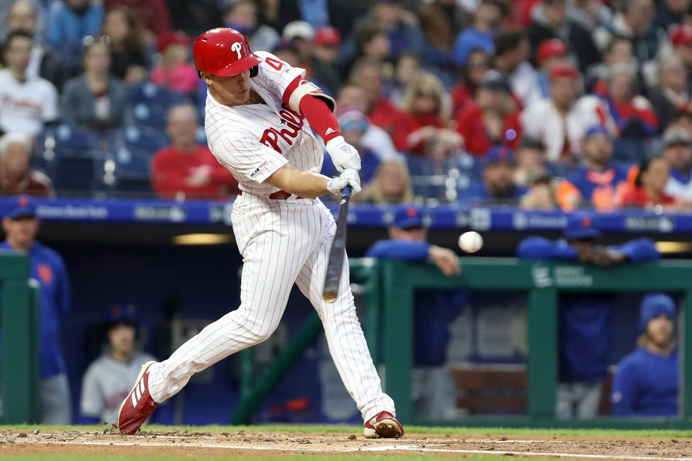 Phillies' Scott Kingery says his hamstring feels 100 percent after rehab starts in minor leagues