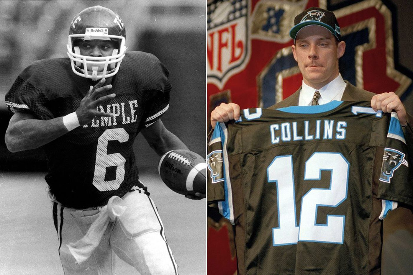 Temple's Paul Palmer, Penn State's Kerry Collins elected to College Football Hall of Fame