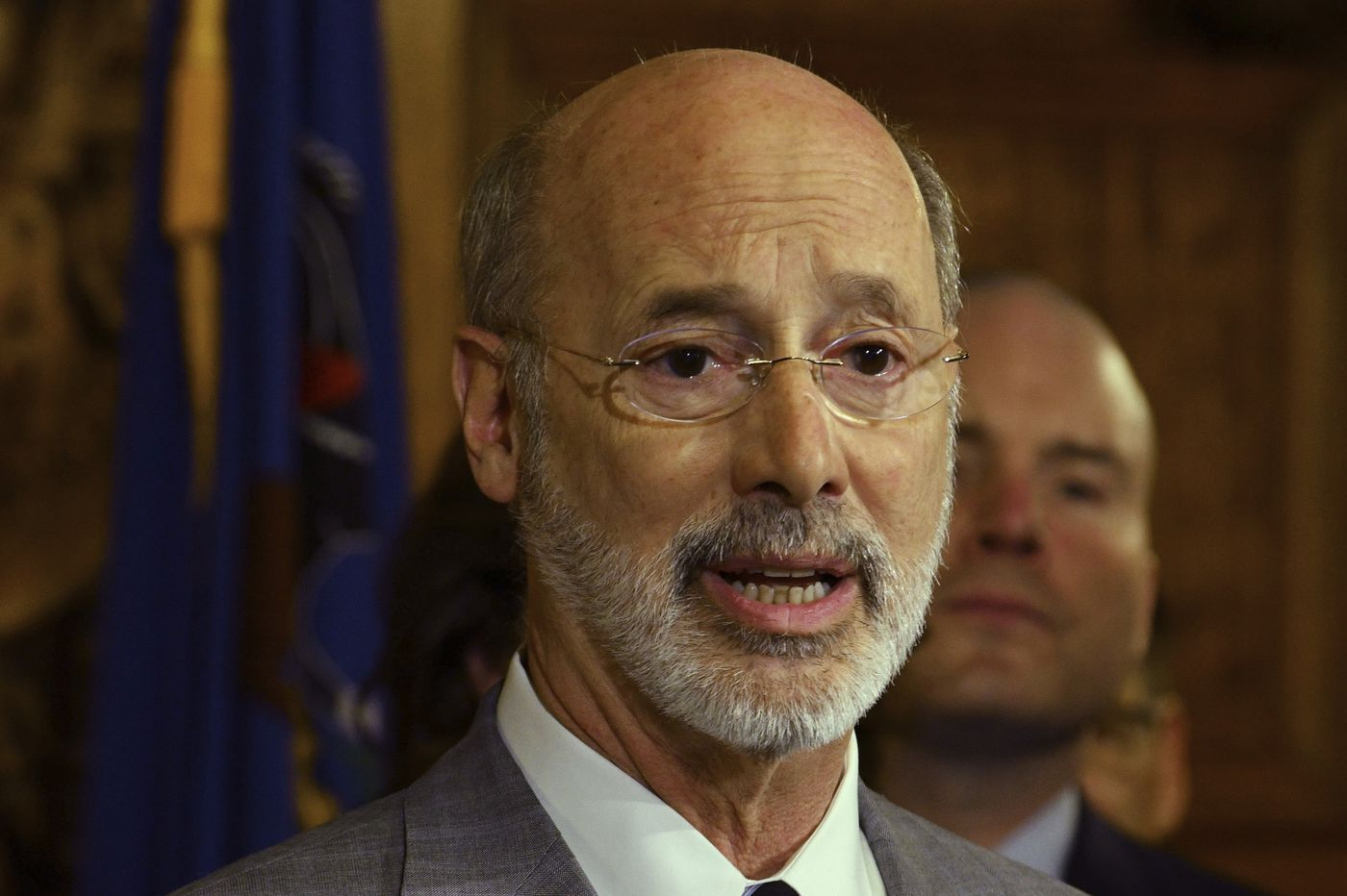 Pa. Gov. Tom Wolf and the horse industry are clashing over his plan to divert money for student loan relief