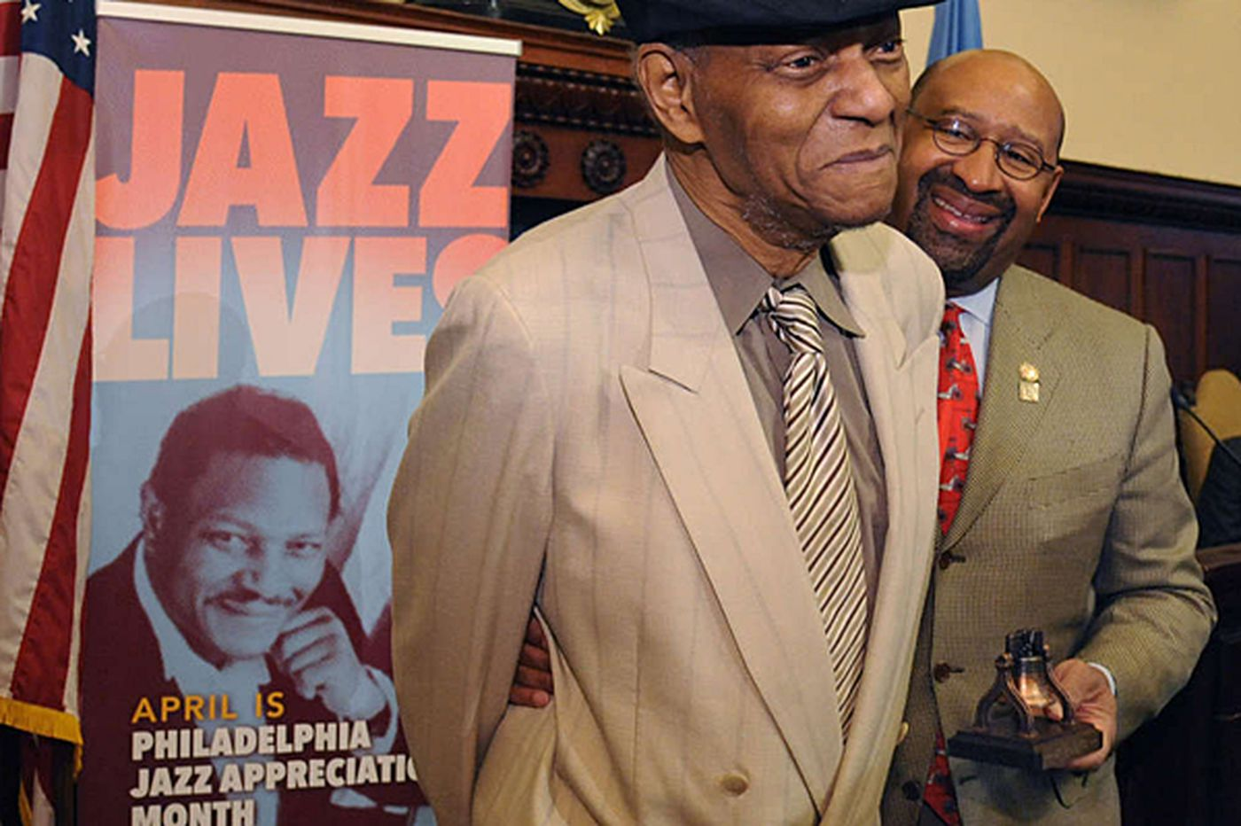 Philly names a 'Jazz Legend'