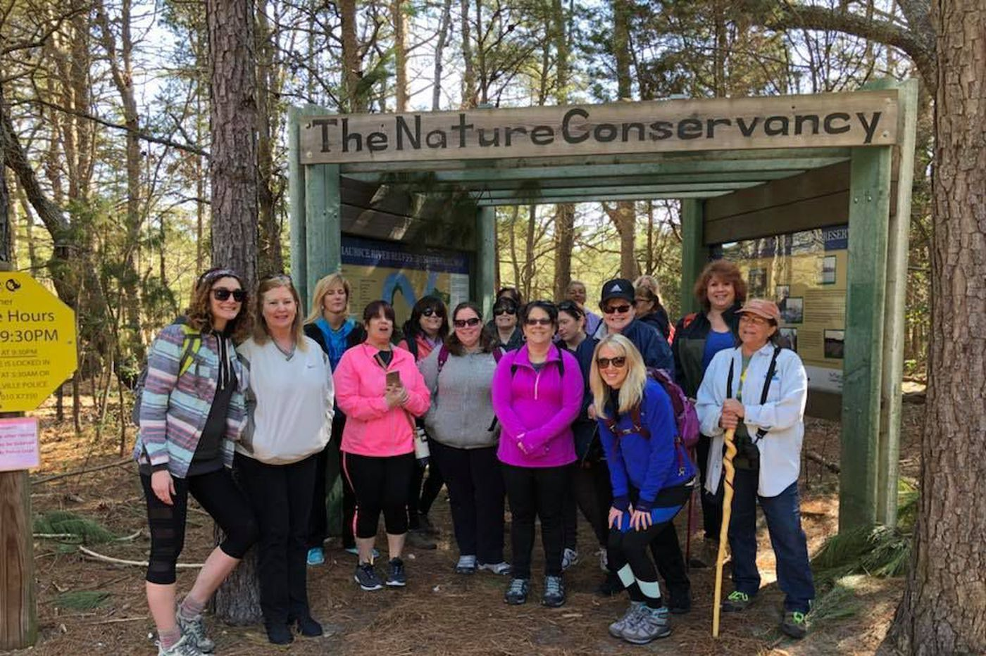 Women's hiking group gives confidence to camping novices and nature enthusiasts