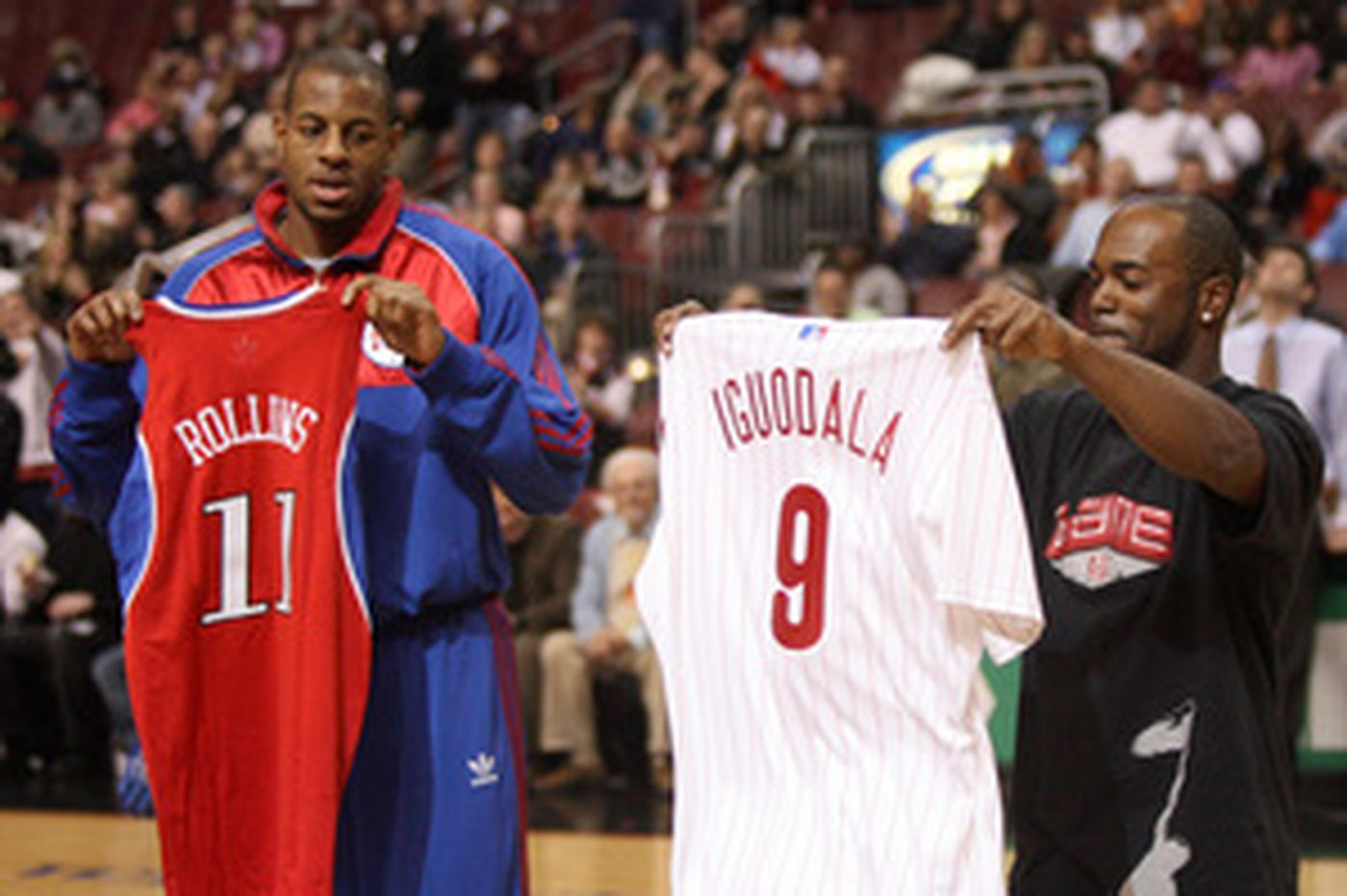 Larry loved A.I. with Sixers, but . . .