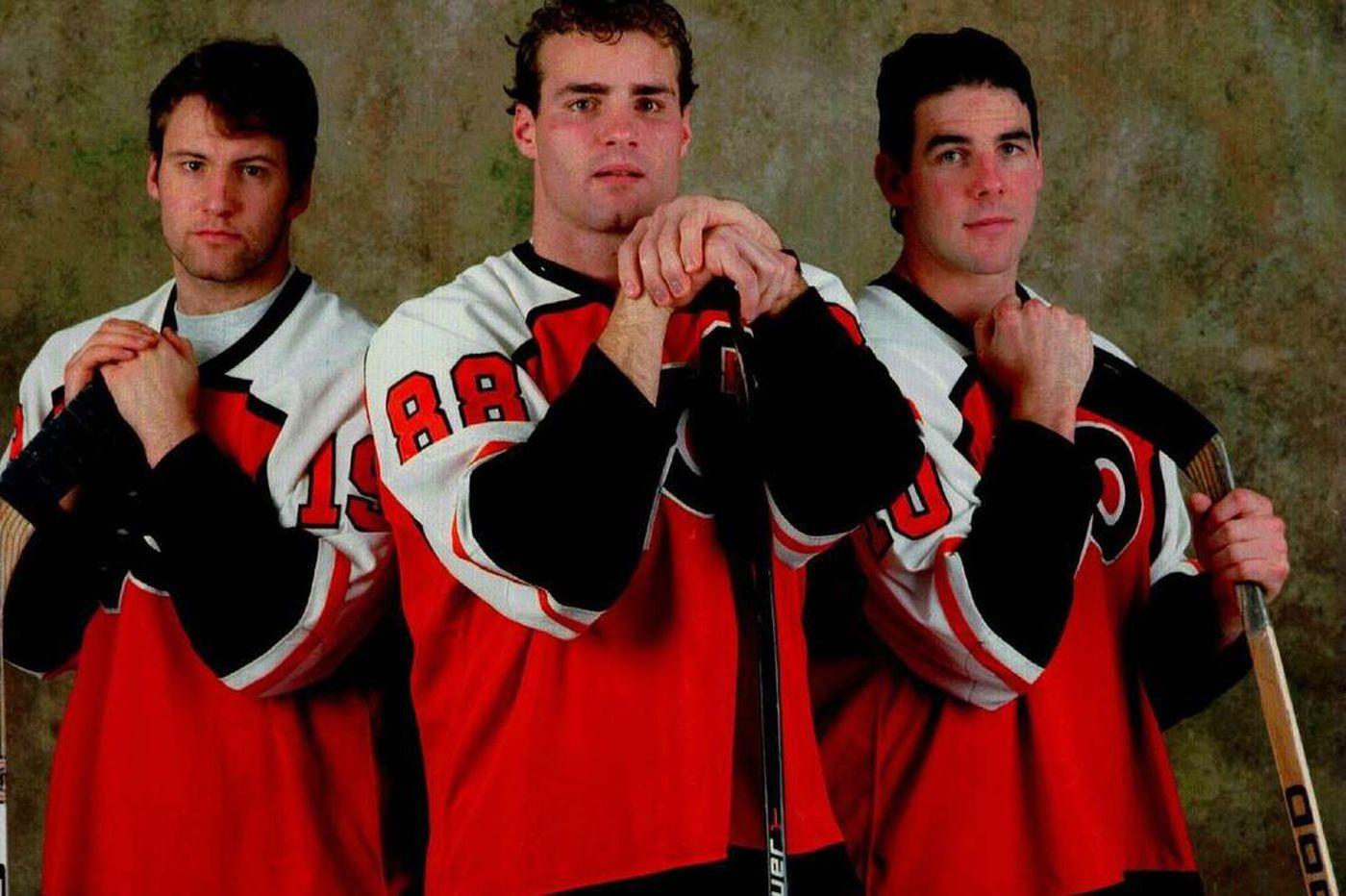 Tyrell Goulbourne back in Flyers' lineup; Legion of Doom will be reunited