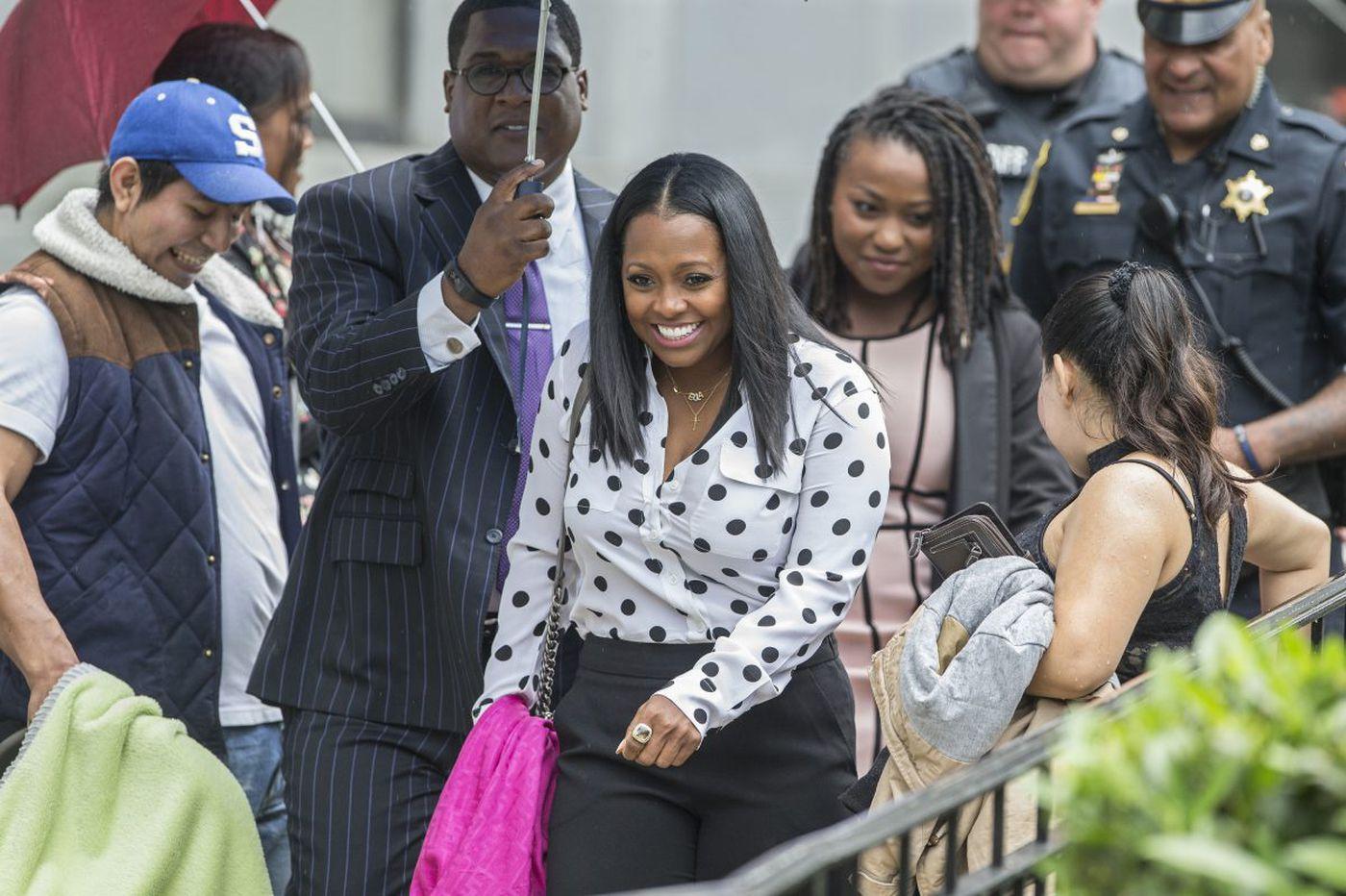 Why I wish 'Rudy' had skipped Cosby's trial