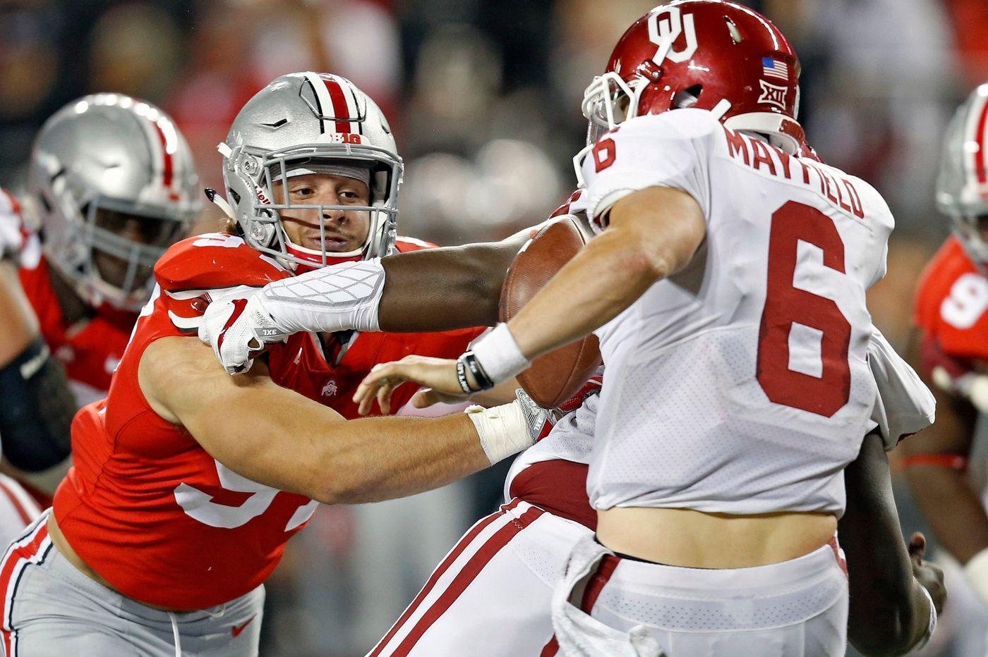 NFL draft: Ben Fennell breaks down the edge rushers