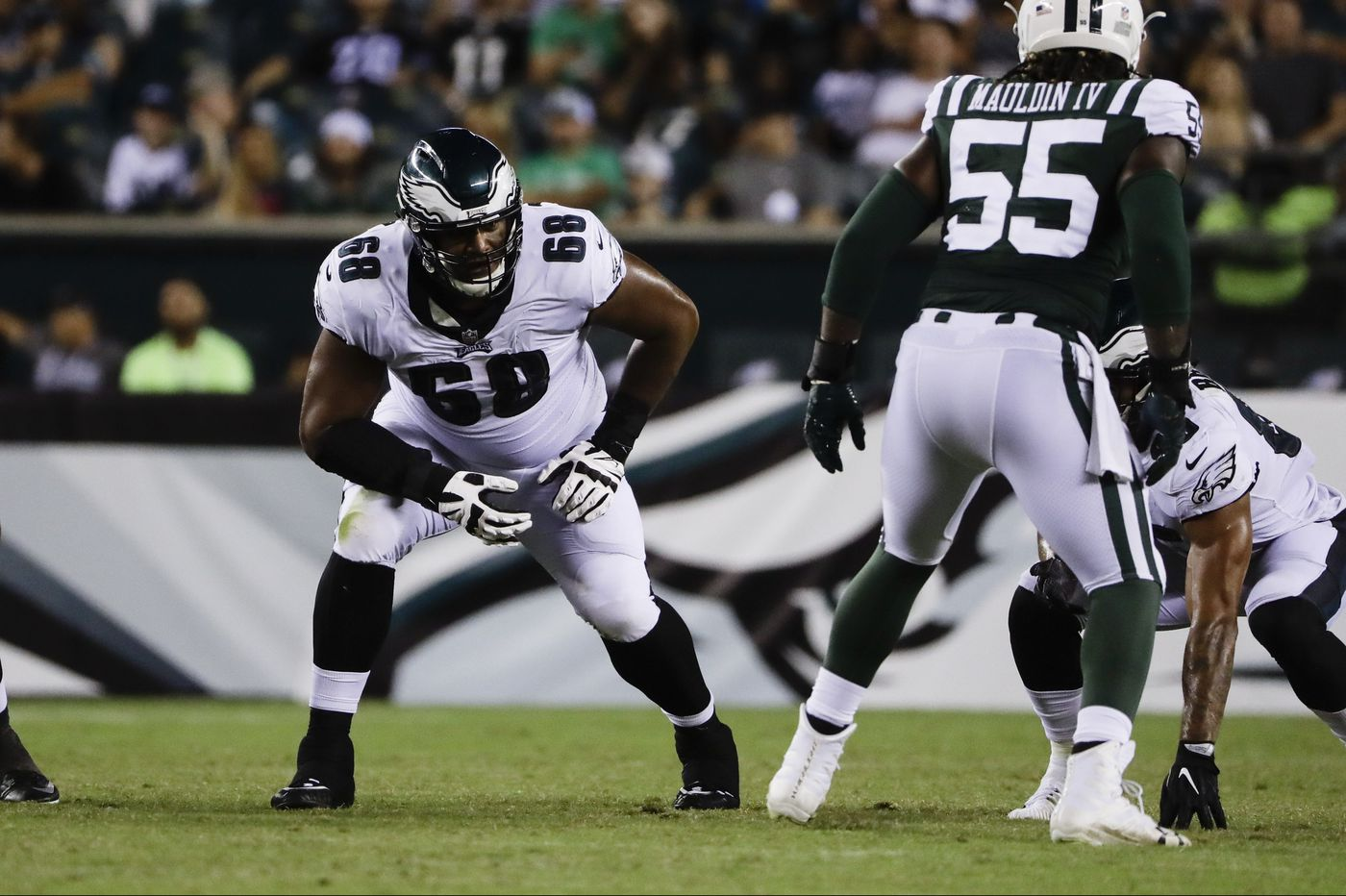 7e7833547cf Eagles 53-man roster summary: Jordan Mailata makes it, Howie Roseman adds  Deiondre' Hall, ...