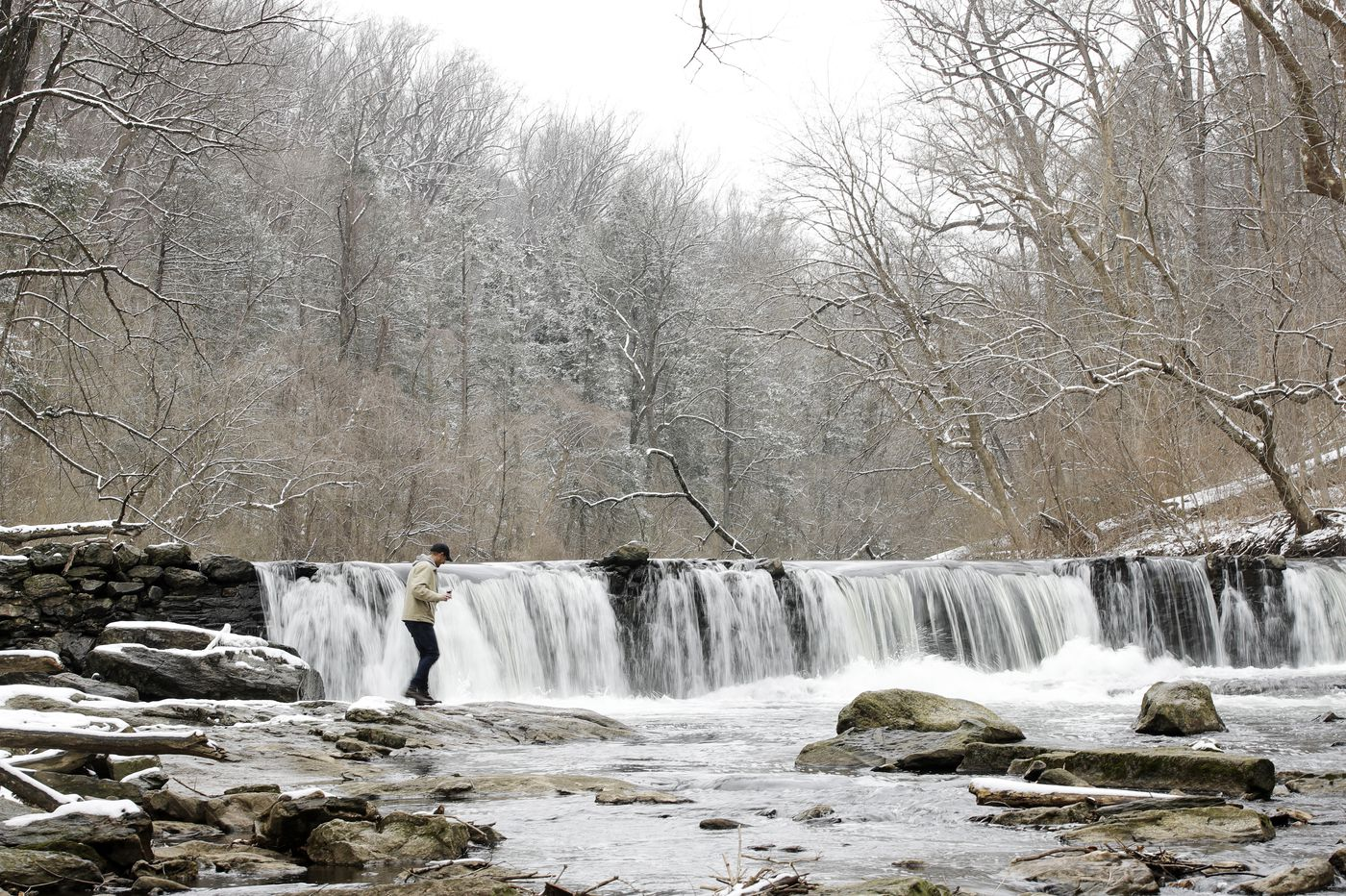 Climate change: Record rains foul Wissahickon, and its stewards are looking for help to clean it