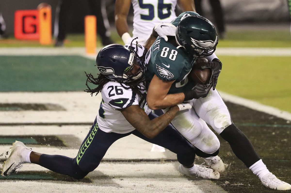 Eagles' 'fearless' fourth-down gambles fell flat, as has been the case all season