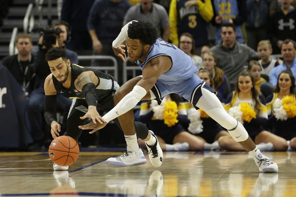 Marquette 71, No. 10 Villanova 60: Stats, highlights, and reaction from the Wildcats' Big East road opener: