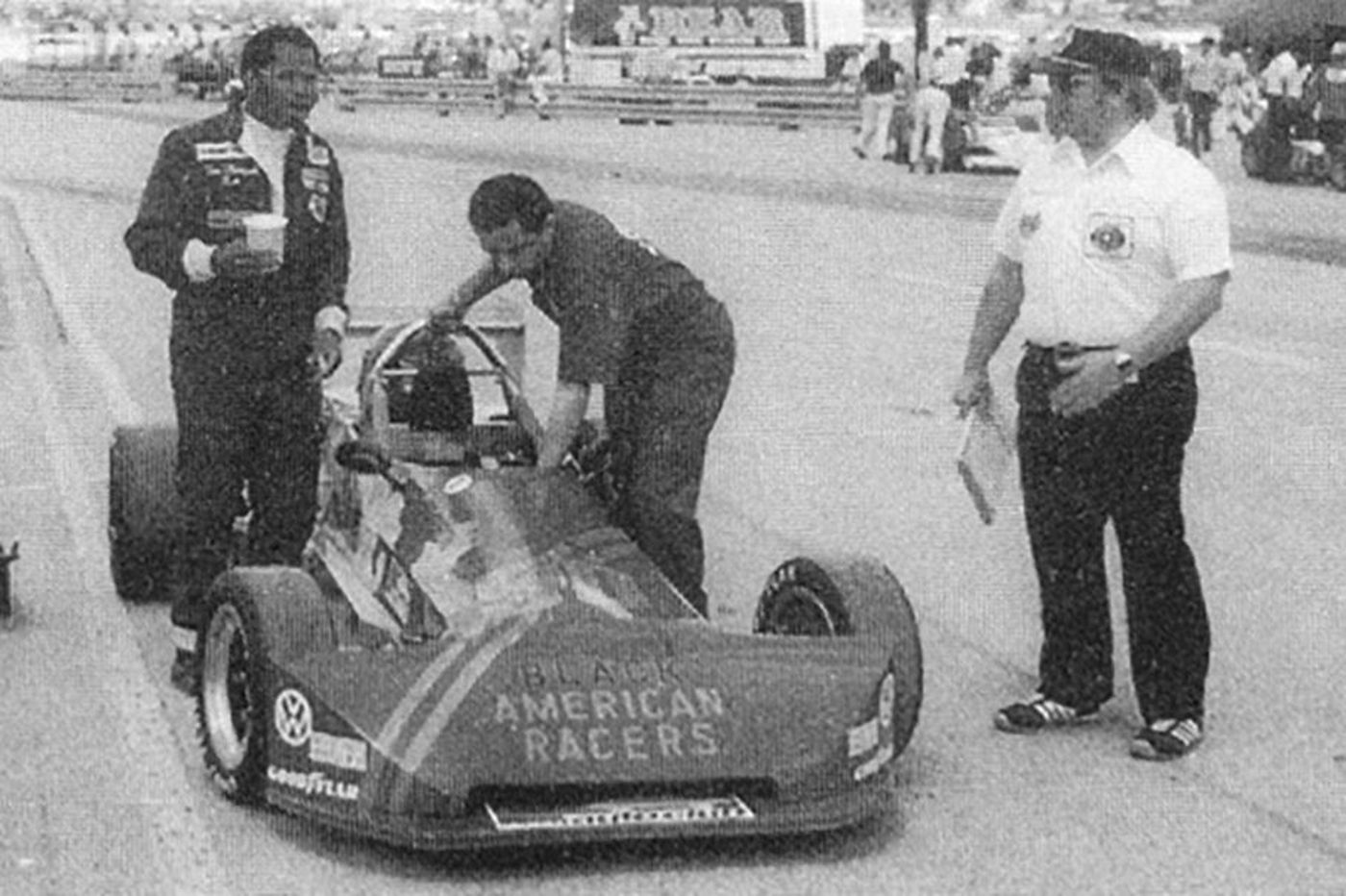 Tommy Thompson Could Have Been The Jackie Robinson Of Indycar Racing That Dream Ended In Ton
