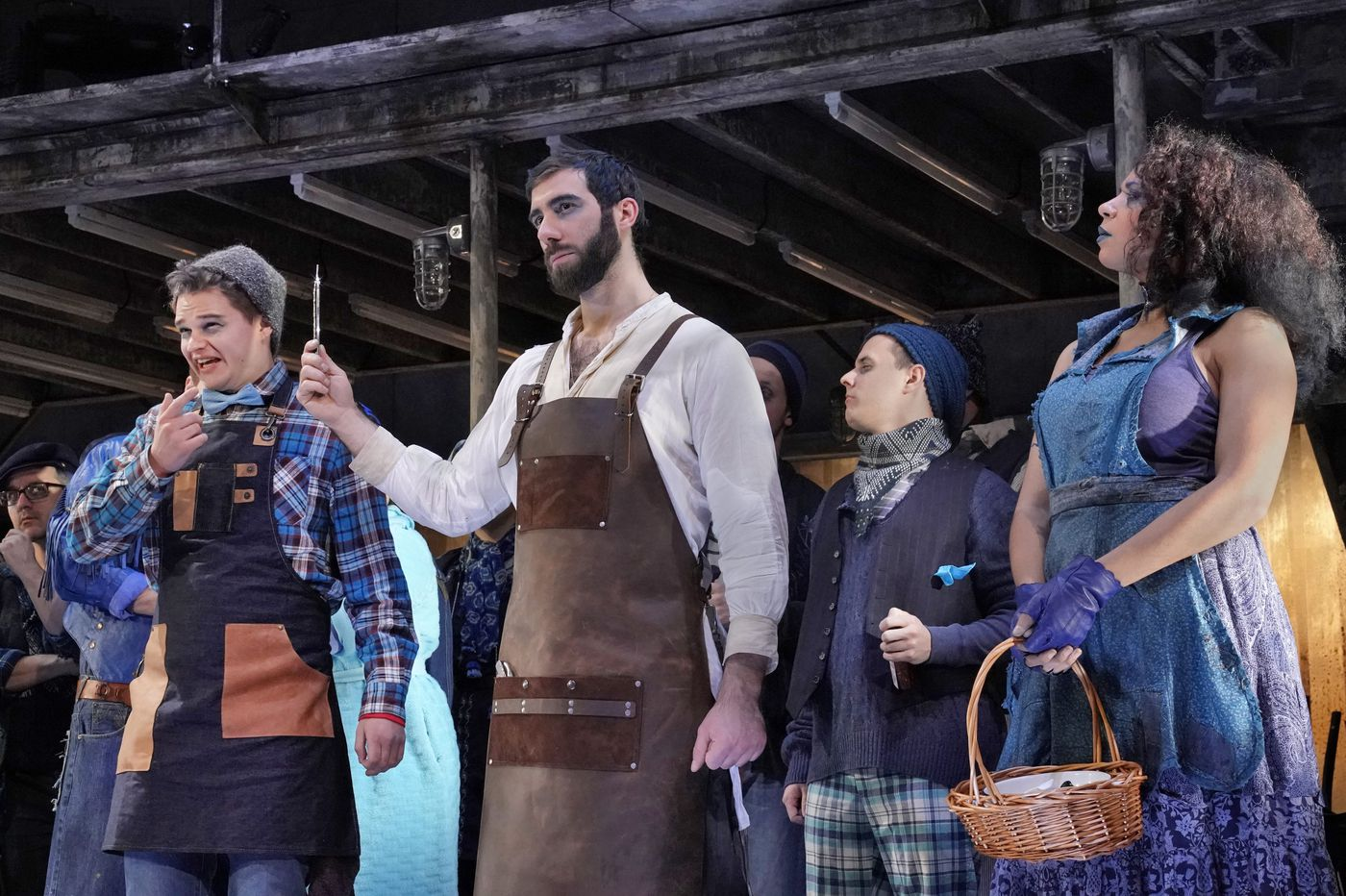 'Sweeney Todd' at the Prince*: The 'crossover' opera for newbies