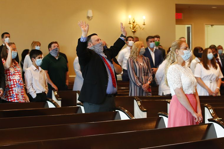 South Jersey church opens