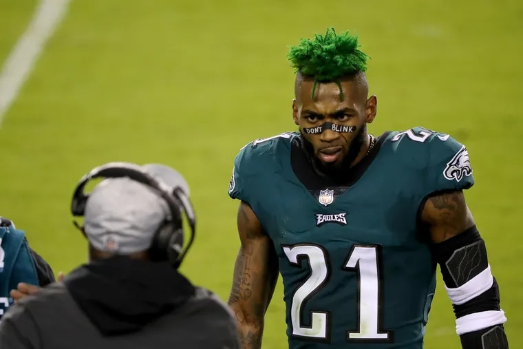 Jalen Mills can become a free agent in the offseason.