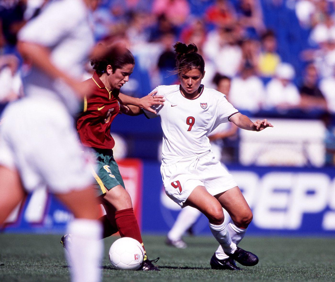 U S  women to play Portugal in Philadelphia in August in