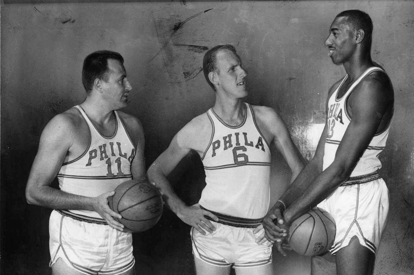 Neil Johnston, Philadelphia's forgotten Hall of Famer | Frank's Place