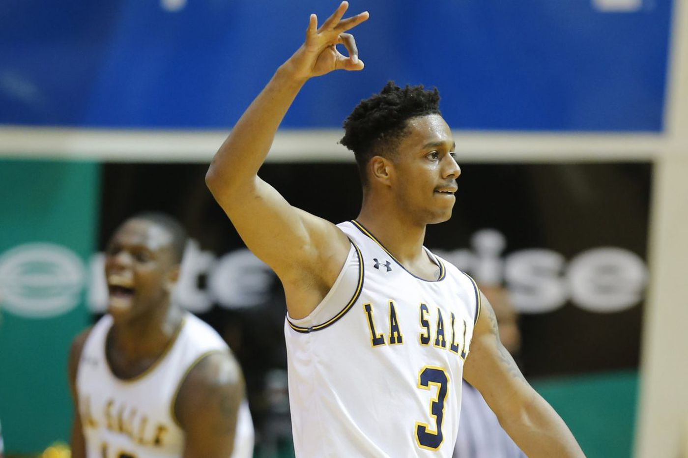La Salle downs St. Joseph's in a desperation thriller