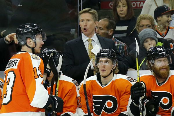 What they're saying about the Flyers' firing Dave Hakstol