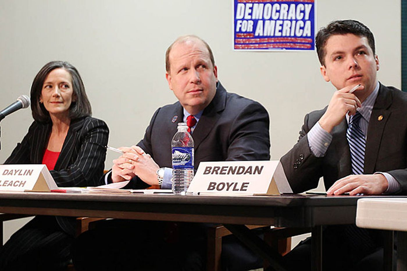 Dems spar on school vouchers, Social Security and abortion in 13th Congressional District