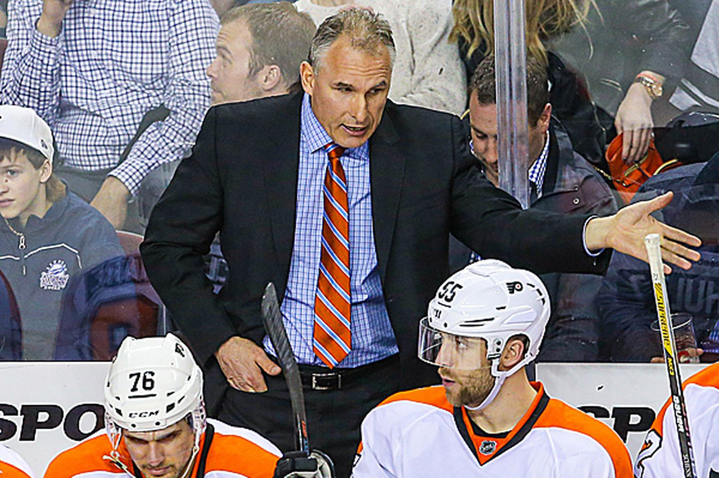 Inside the Flyers: Why Flyers' failures could cost Berube his job