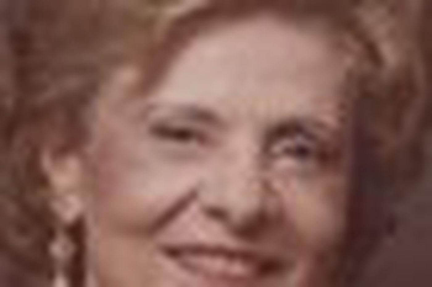 Guerrina 'Irene' Varano | Volunteer fund-raiser, 95
