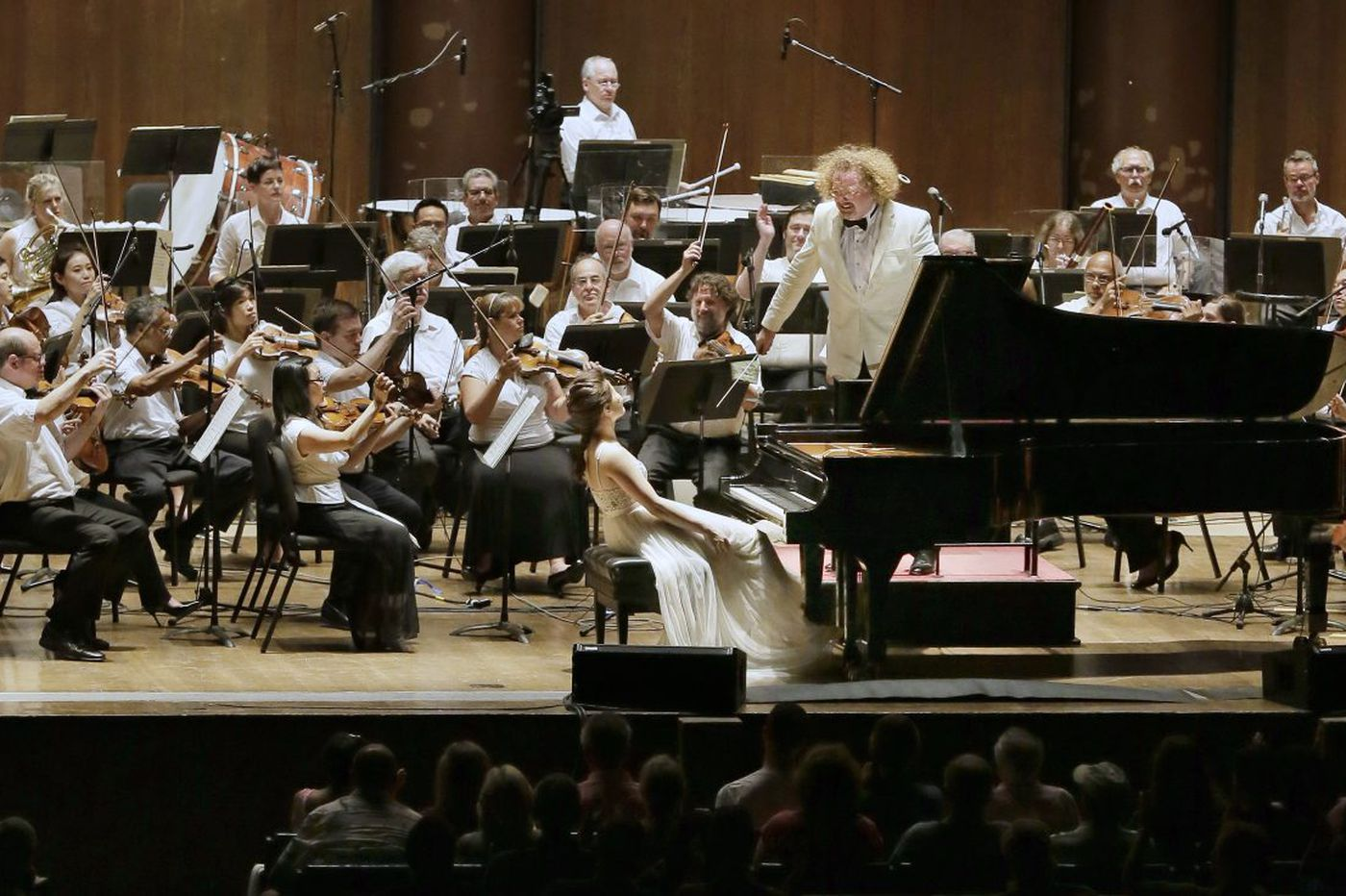Young pianist shines at orchestra's Mann Center Tchaikovsky show