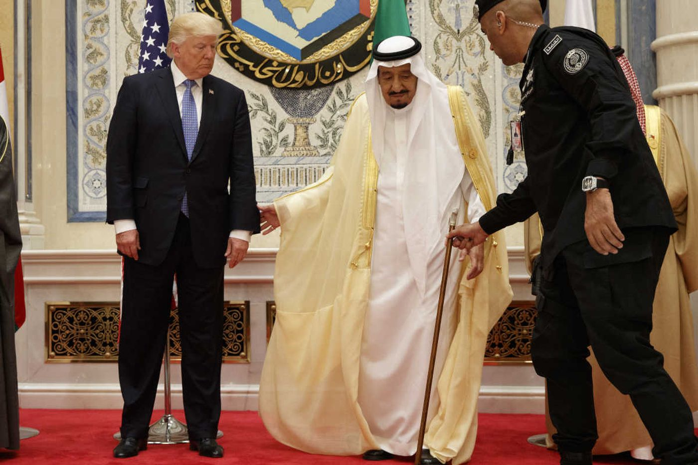 Selling weapons to Saudi Arabia is hypocritical