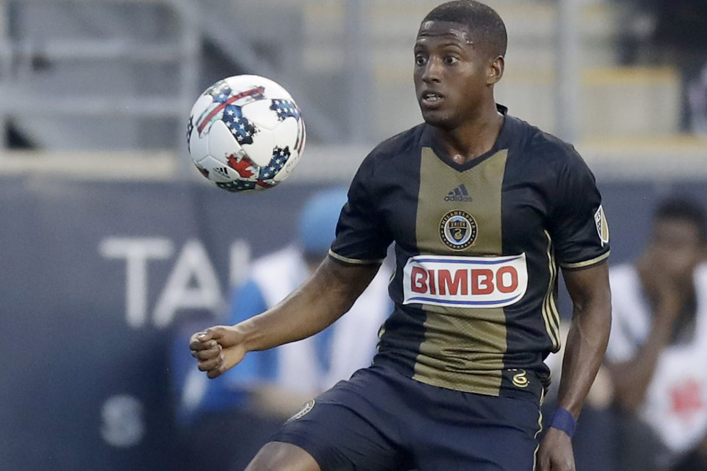 Union's Fafa Picault suspended three games for 'offensive language' in preseason scrimmage
