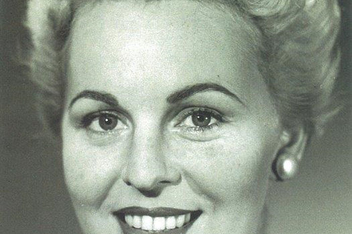 Nancy Morris Kirk, 92, of Lafayette Hill, former model