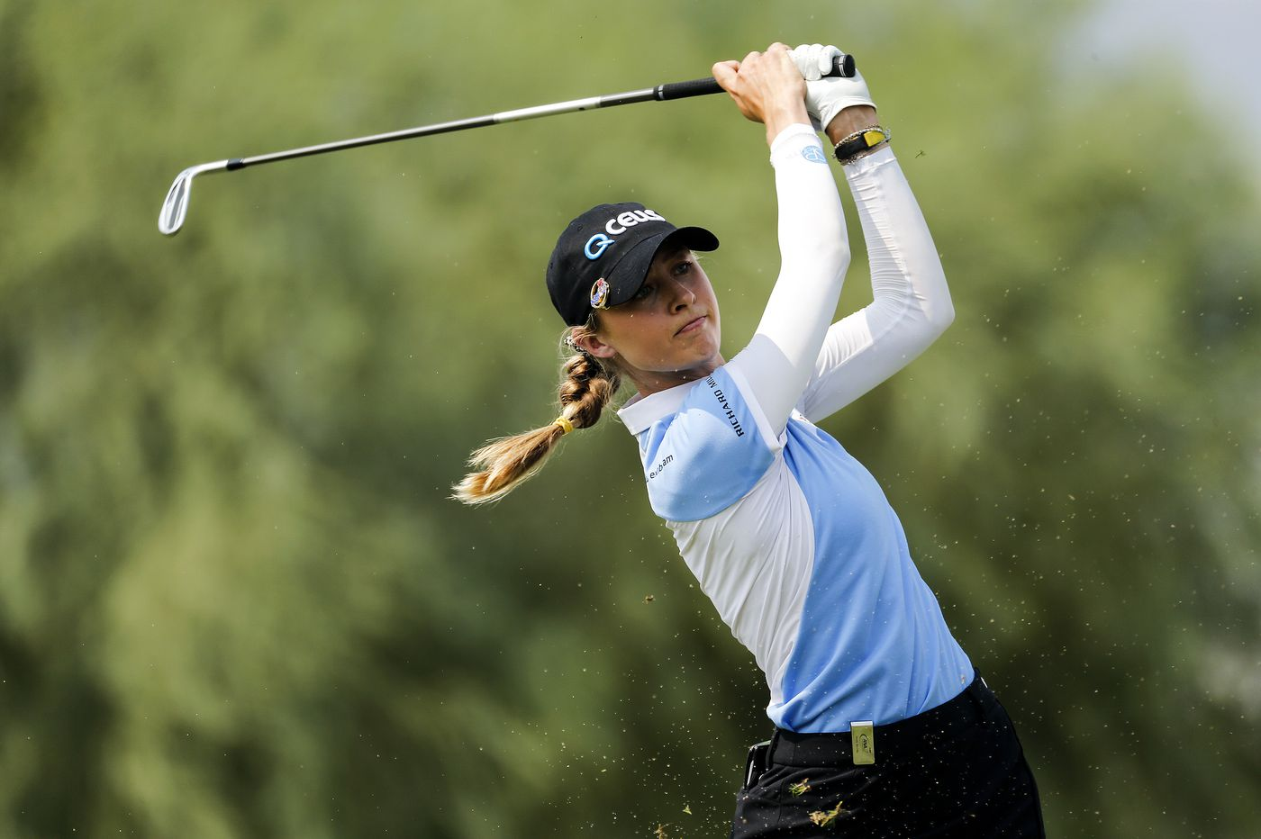 Nelly Korda withdraws from KPMG Women's PGA Championship at Aronimink