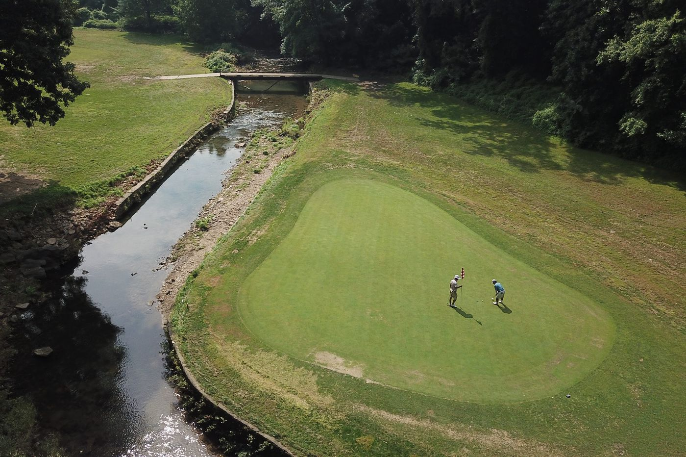Cobbs Creek Golf Course on verge of a major restoration