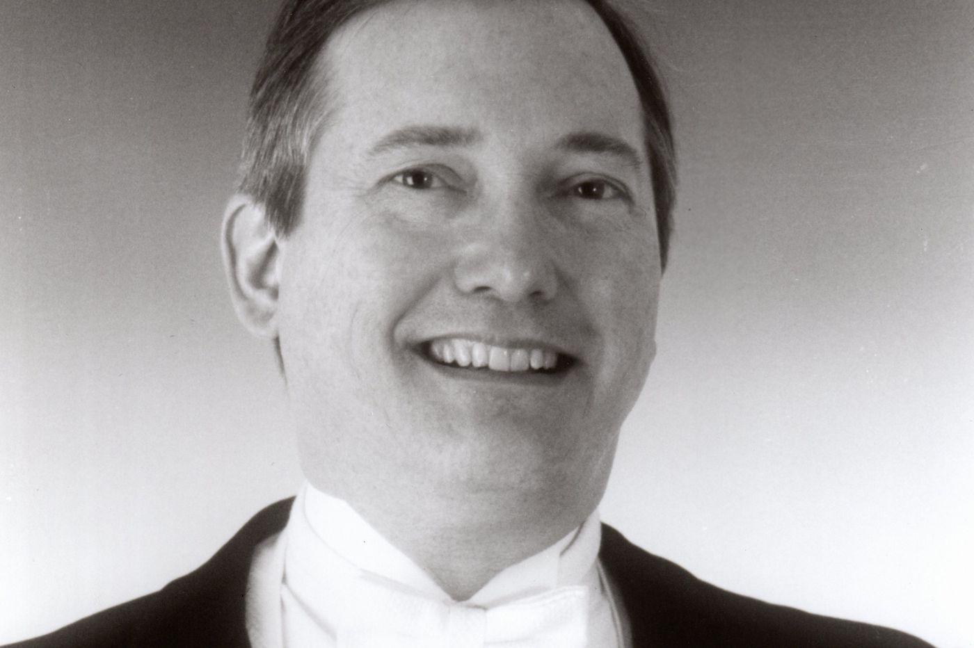 Michael Stairs, 72, Philadelphia Orchestra organist and school music teacher