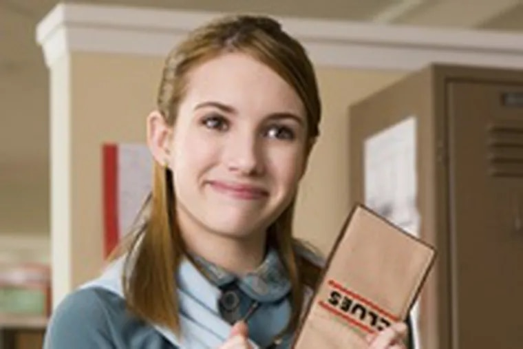 Emma Roberts plays Nancy Drew, the clever girl detective beloved by generations of readers.