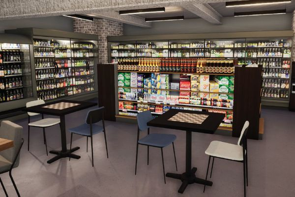 New Giant grocery store in Northern Liberties will have an underground taproom