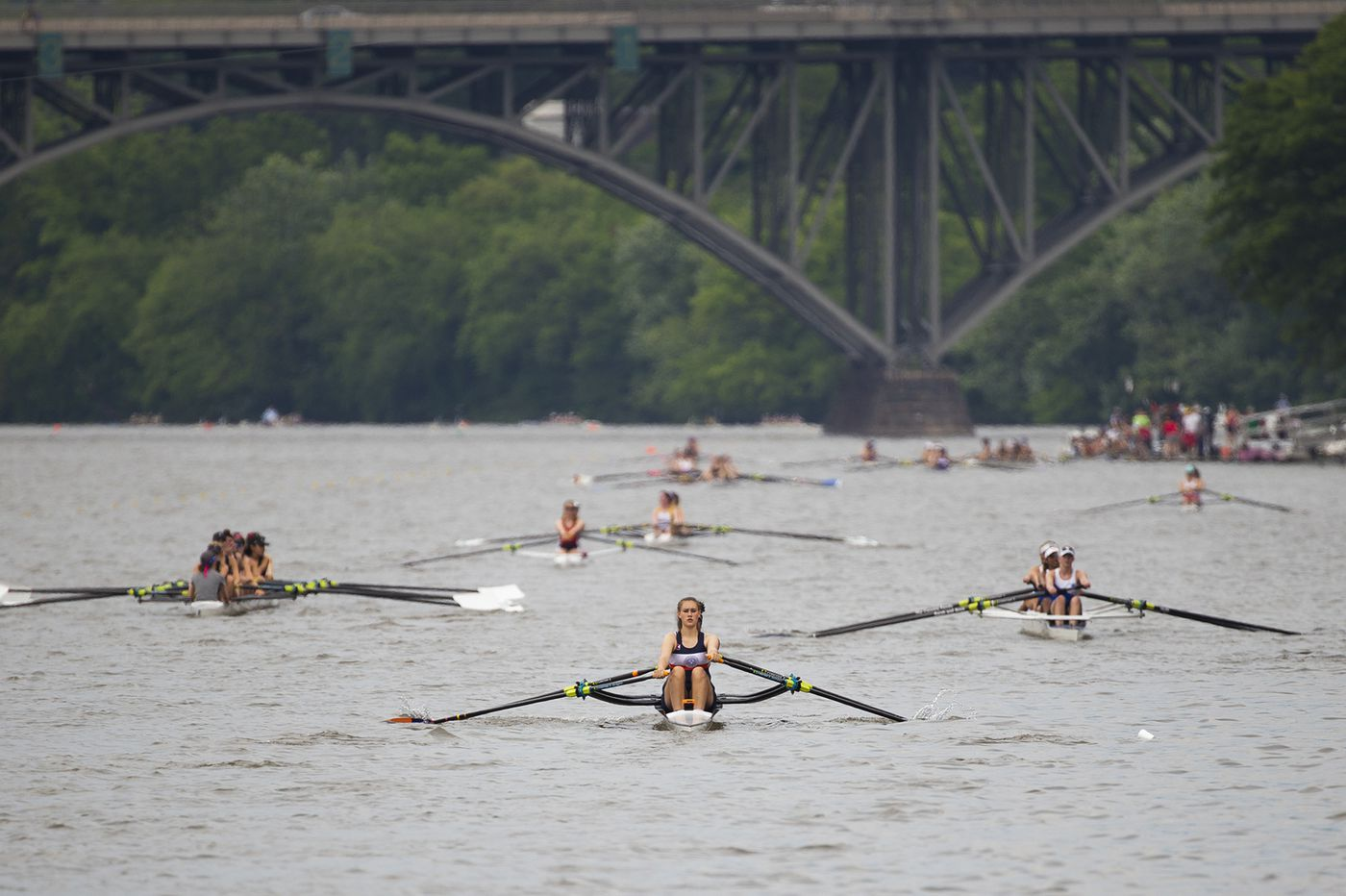 Stotesbury Cup Regatta on the Schulylkill cancelled due to coronavirus