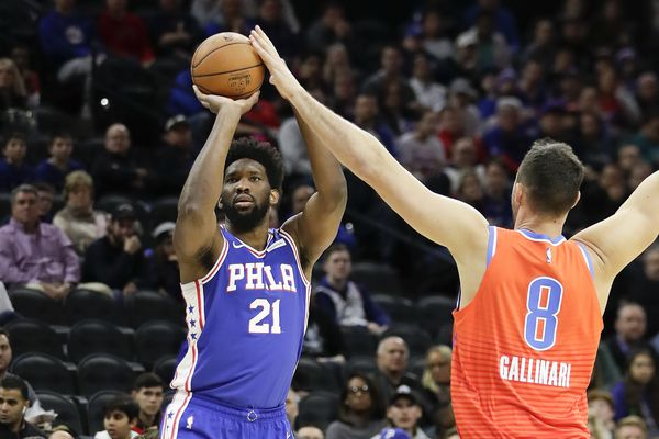 Sixers' road struggles against winning teams is alarming   Off the Dribble