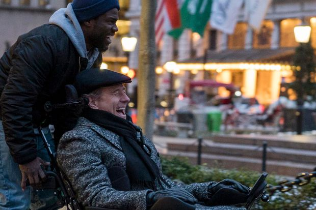 Kevin Hart's Philly-shot movie The Upside faces two roadblocks: Harvey Weinstein's connection, and Hart himself